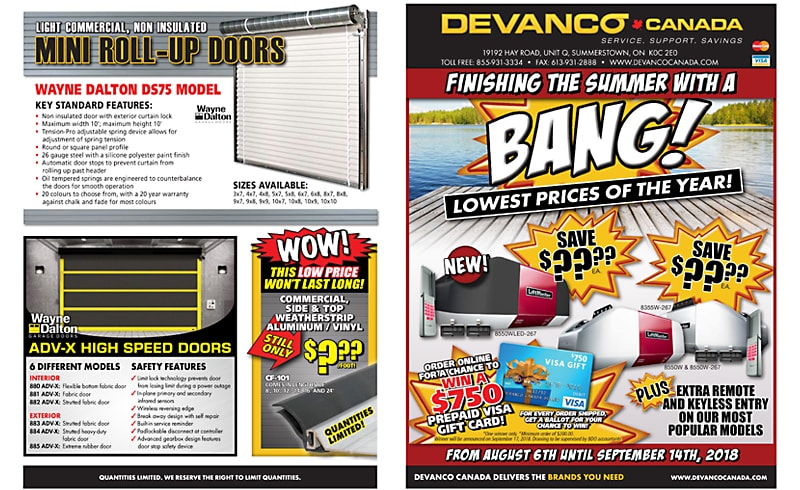 Devanco Flyer
