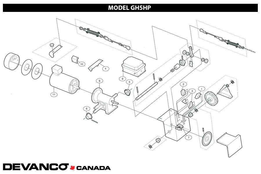 Trolley Control Logic Schematic