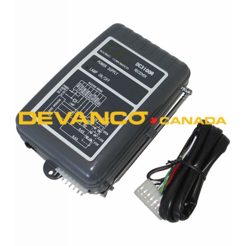17330 devanco canada get the right garage door opener and parts  at fashall.co