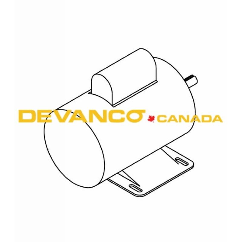 devanco get the right garage door opener and parts liftmaster electric motor 1 2 hp 230v 1 ph cf