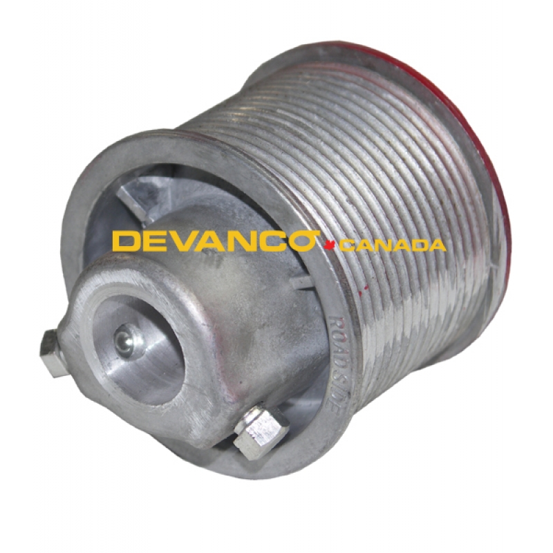 Truck Door Cable Drum Roadside (LH) for Todco Roll-Up Doors  sc 1 st  Devanco Canada - Get The Right Garage Door Opener and Parts & Devanco Canada - Get The Right Garage Door Opener and Parts