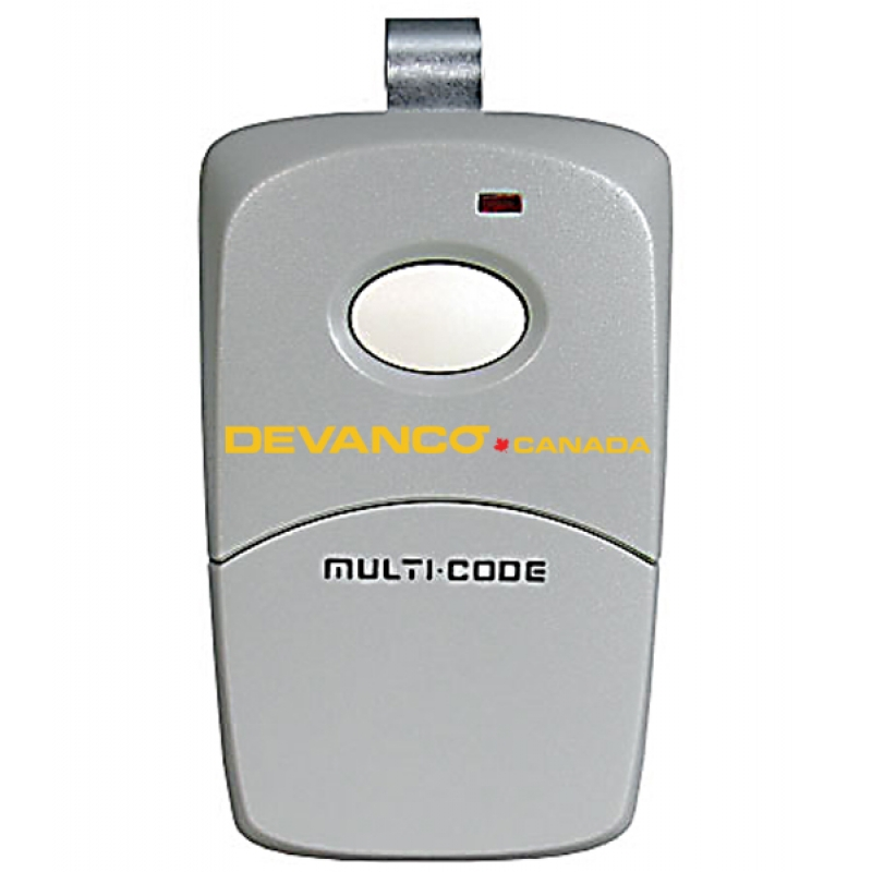 how to program multi code garage door remote ysgala1m