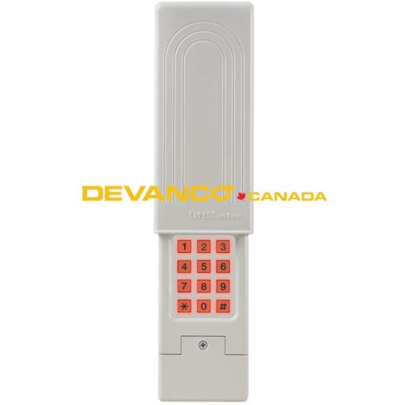 387lmc Liftmaster Universal Wireless Keyless Entry