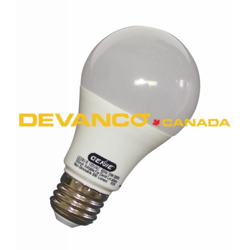 Genie Led Garage Door Opener Light Bulb 60 Watt Garage