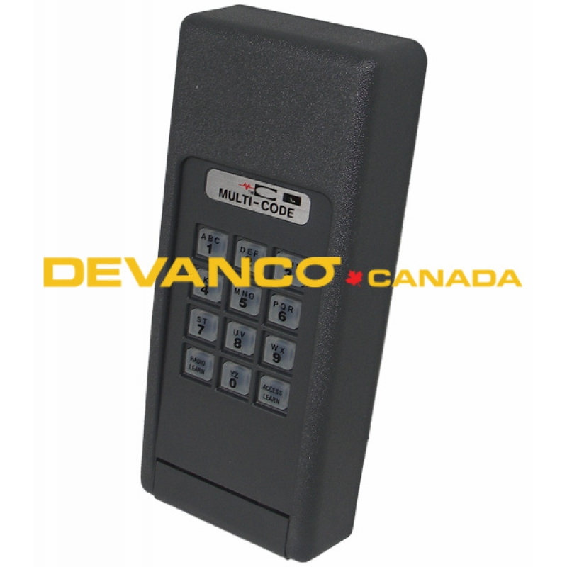 420001 linear wireless keypad multi code 300 mhz. Black Bedroom Furniture Sets. Home Design Ideas
