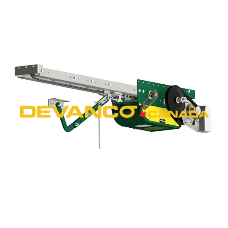 Lynx 455 garage door opener manual for Automatic garage door company minneapolis