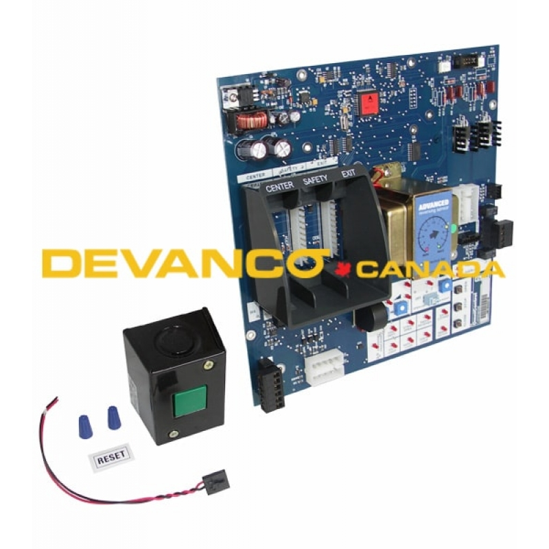 Q400E HCT devanco canada get the right garage door opener and parts  at virtualis.co
