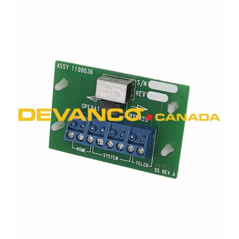 devanco get the right garage door opener and parts liftmaster sentex bypass pcb for tac1 el25