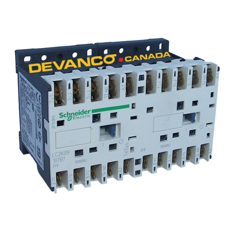 reversing contactor 3-pole