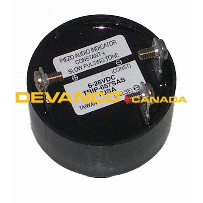 Bd3240 Piezo Warning Buzzer With Volume Control 24vacdc