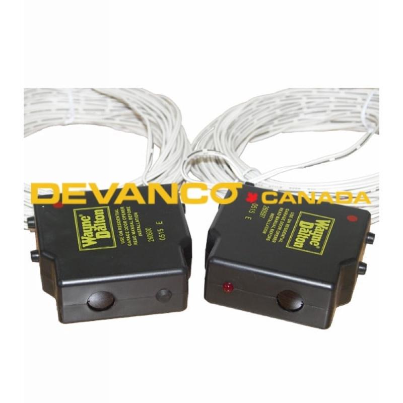 Wd 260600 Wayne Dalton Wired Infrared Safety Sensors Wd 252118