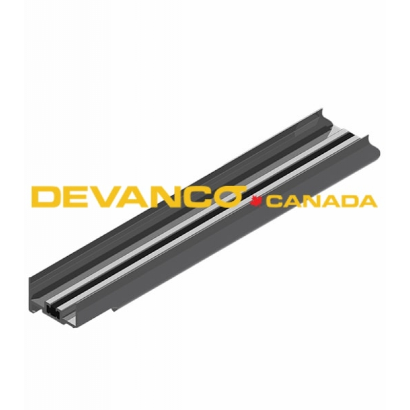 7144 96 - Whiting Bottom Aluminum U-Channel For Coldsaver 96