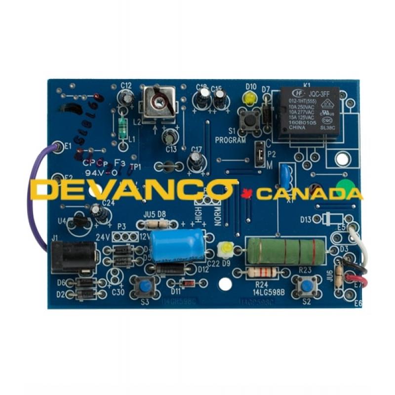 Devanco Canada - Get The Right Garage Door Opener and Parts on