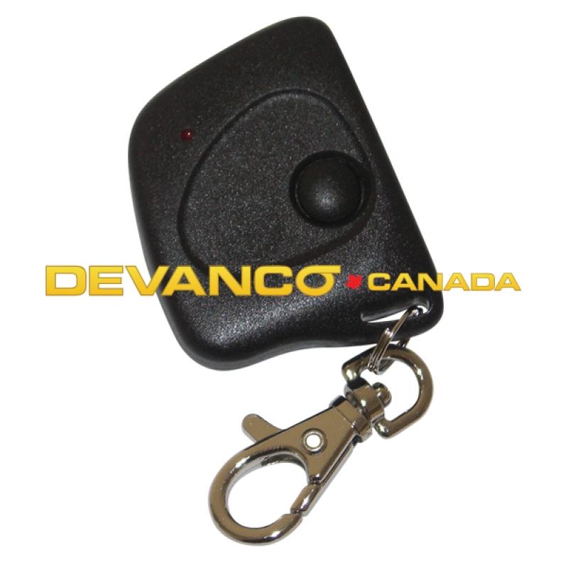 Allister Century 710 Garage Door Opener Remote Dandk